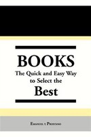 Books: The Quick and Easy Way to Select the Best