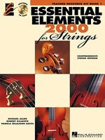 Essential Elements 2000 For Strings - Book 1: Teacher Resource Kit