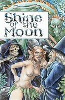 Shine of the Moon: A Graphic Novel