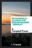 Philosophical classics for English readers - Berkeley