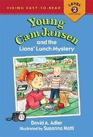 Young Cam Jansen And The Lions' Lunch Mystery