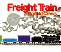 Freight Train Big Book