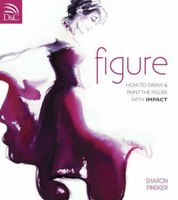 Figure is a complete practical guide to all aspects of drawing and painting the human figure, from basic anatomy to creative illustration
