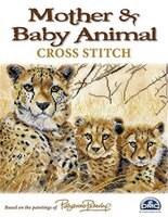 Mother & Baby Animals Cross Stitch