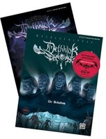 Dethklok - Dethalbums I And Ii Guitar Tab Bundle: Authentic Guitar Tab, 2 Books And Dvd