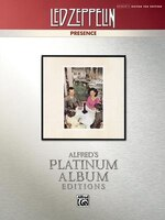 Led Zeppelin - Presence Platinum Guitar: Authentic Guitar Tab