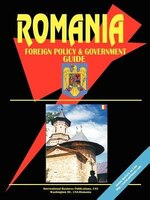 Romania Foreign Policy and Government Guide