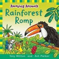Amazing Animals:  Rainforest Romp: Rainforest Romp