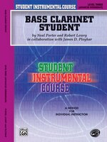 Student Instrumental Course Bass Clarinet Student: Level Iii