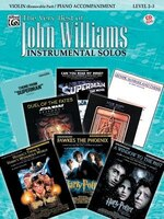 The Very Best Of John Williams For Strings: Violin (with Piano Acc.), Book And Cd