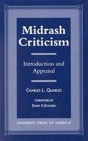 Midrash Criticism: Introduction and Appraisal