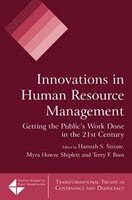 Innovations In Human Resource Management: Getting The Public's Work Done In The 21st Century