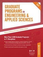 Graduate Programs In Engineering & Applied Sciences - Peterson's
