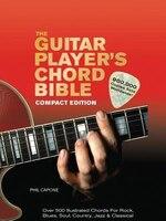 GUITAR PLAYERS CHORD BIBLE