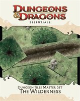 Dungeon Tiles Master Set - The Wilderness: An Essential Dungeons & Dragons Accessory