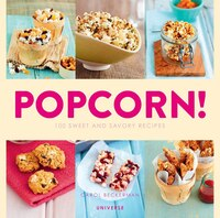 Popcorn offers limitless room for experimentation -- it's so versatile it can be paired with almost anything, and it is naturally low in sugar and fat yet high in fiber. While popcorn's image has suffered as a pre-packaged, artificially flavored, microwavable junk food, home made popcorn is truly a revelation – a creative, healthy, gourmet treat.   This book is the perfect inspiration to explore this quick, easy, fun grain, and it features over one hundred original, mouth-watering recipes that span the taste spectrum from savory to sweet. Each recipe is accompanied by stunning, bright photography