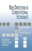 New Directions in Computational Economics