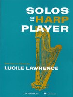 Solos for the Harp Player: Harp Solo
