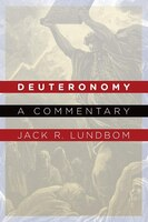 This milestone commentary by Jack Lundbom is intended for any and all readers who want to better know and understand the key Pentateuchal book of Deuteronomy, which has had a huge influence on both Judaism and Christianity over the centuries