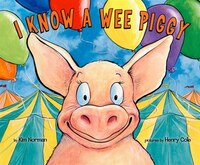 A clever, colorful read-aloud in the tradition of I Know an Old Lady Who Swallowed a Fly A fun day at the fair becomes color chaos when one boy''s energetic pig gets loose
