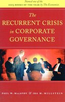 Named one of the 2003 books of the year in the Economist: A convincing explanation of why, despite all of the recent reforms in American corporate governance, there will probably be more firms that go the way of Enron.In the last thirty years, there has been a gradual erosion in the abilities and responsibilities of corporate boards