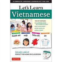 Let's Learn Vietnamese Kit: A Complete Language Learnin
