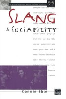 Slang And Sociability:  In-group Language Among College Students