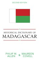 Historical Dictionary Of Madagascar
