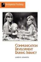 Communication Development During Infancy