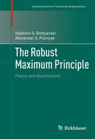 The Robust Maximum Principle: Theory and Applications