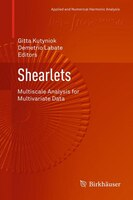 Shearlets: Multiscale Analysis For Multivariate Data