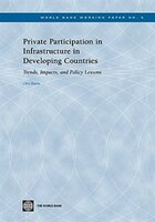 Private Participation In Infrastructure In Developing Countries:  Trends, Impacts, And Policy Lessons