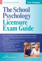 The School Psychology Licensure Exam Guide