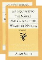 The WEALTH OF NATIONS 2 VOL PB SET