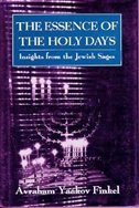 The Essence of the Holy Days: Insights from the Jewish Sages