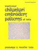 Traditional Chikankari Embroidery Patterns of India