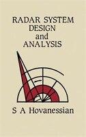 Radar System Design And Analysis