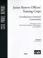 Junior Reserve Officers' Training Corps: Contributions To America's Communities