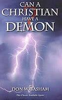 Can a Christian Have a Demon - Donald Basham