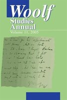 Woolf Studies Annual Vol 11