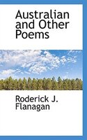 Australian and Other Poems