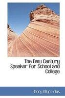 new century speaker school college