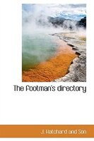 The footman's directory