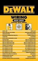 Dewalt(r) Wiring Quick Check