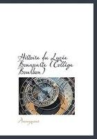 Histoire du Lycée Bonaparte (Collége Bourbon)