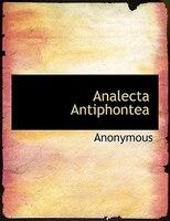Analecta Antiphontea