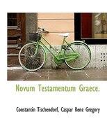 Novum Testamentum Graece.