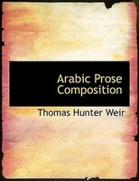 Arabic Prose Composition