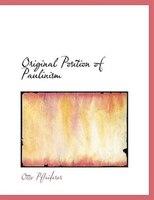 Original Position of Paulinism