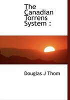 The Canadian Torrens System